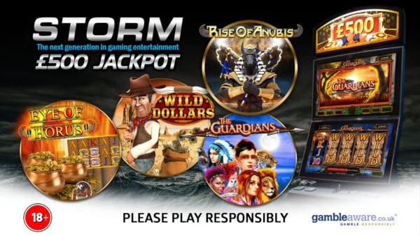 Storm Jackpot